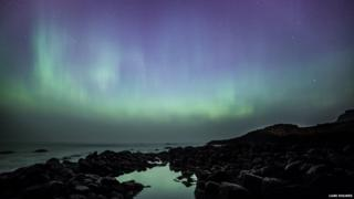 Luke Holmes took this photo at the Giant's Causeway
