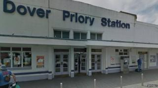 Dover Priory railway station