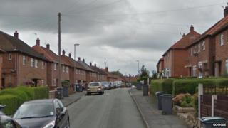 Peascroft Road, Stoke-on-Trent