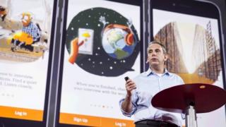 Dave Isay on TED stage