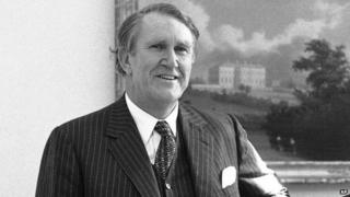 This 31 January 1980 file photo shows then Australian Prime Minister Malcolm Fraser at the White House in Washington