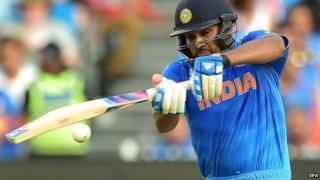 Rohit Sharma made well-crafted 137 runs against Bangladesh