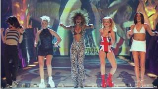 spice girls brit pop