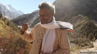 Rajendra Singh, Stockholm Water Prize winner