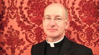 Bishop Richard Moth