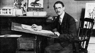 William Heath Robinson in 1929
