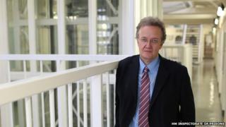 Chief Inspector of Prisons, Nick Hardwick