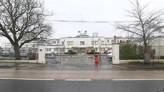 The Midland Regional Hospital in Portlaoise