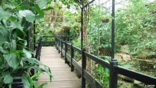 Tropical World in Leeds