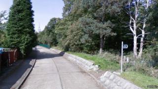 Esher Road, Bagshot
