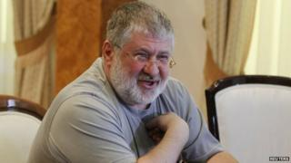 Ihor Kolomoisky. Photo: May 2014