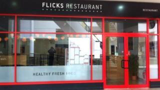 Flicks Restaurant
