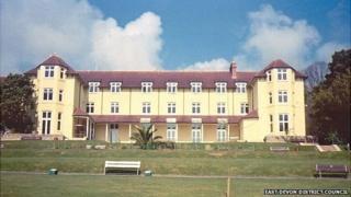 East Devon District Council headquarters