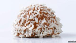 Snowball cake generic