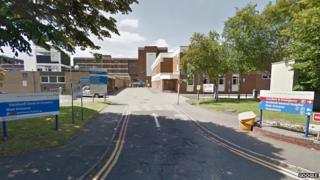 Sandwell General Hospital