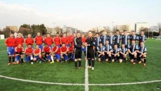 US and UK teams