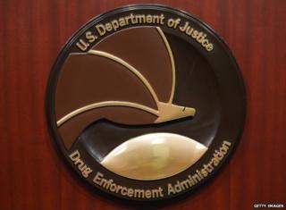US Drug Enforcement Administration