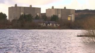 Trawsfynydd nuclear power plant