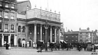 Theatre Royal c. 1895