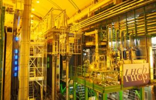 inside the LHCb experiment
