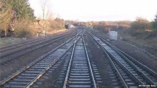 Wootton Bassett junction