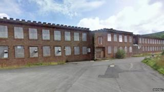 Former Kangol factory