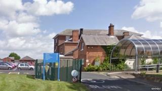 Whitchurch Community Hospital