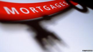 mortgage sign