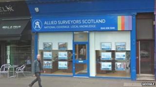 Allied Surveyors Scotland branch