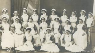 Midwives in the 1920s