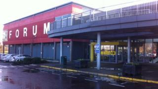 Lakeland Forum leisure centre