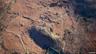 The prehistoric landscape of Mynydd Carningli in the Preseli Mountains