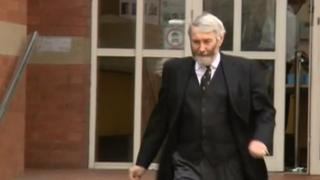 Judge Simon Tonking