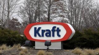 Kraft sign