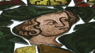 Stained glass, Heckington