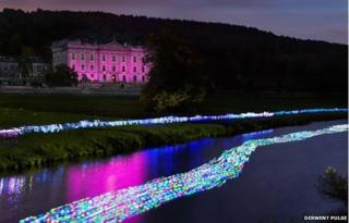Derwent Pulse, Chatsworth