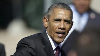 US President Barack Obama (3 April 15)