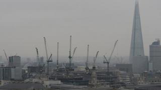 London general view