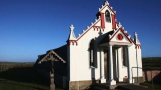 Italian Chapel in Orkney