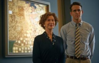 Helen Mirren and Ryan Reynolds