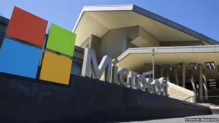 Microsoft's HQ where new jobs for people with autism will be based