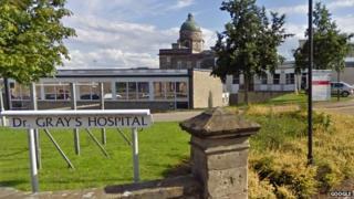 Dr Gray's Hospital, Elgin