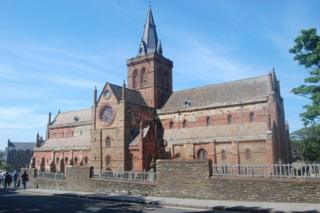 St Mangus Cathedral