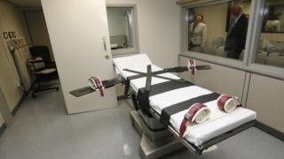 Oklahoma has halted executions using lethal injection