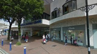 Eastbourne Arndale Centre