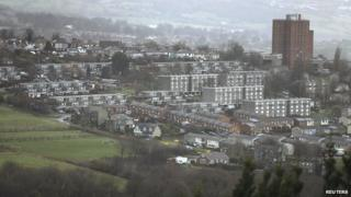 View of Sheffield Hallam
