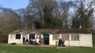 Earlham Park Cafe