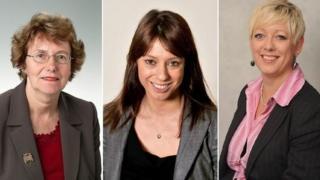 Annette Brooke, Gloria De Piero, Jackie Doyle-Price