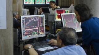 shanghai share trading