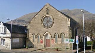 Tillicoultry Congregational Church
